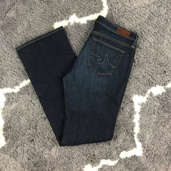 Ag Adriano Goldschmied Denim - AG Adriano Goldschmied The Angelina Bootcut Jeans